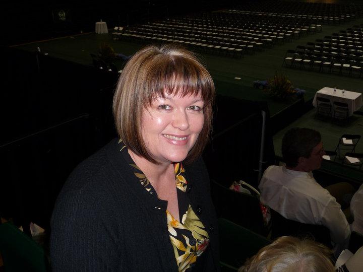 Rhonda Finn - Finance Office & Women's Director    Kathy Vosmera - Finance Office