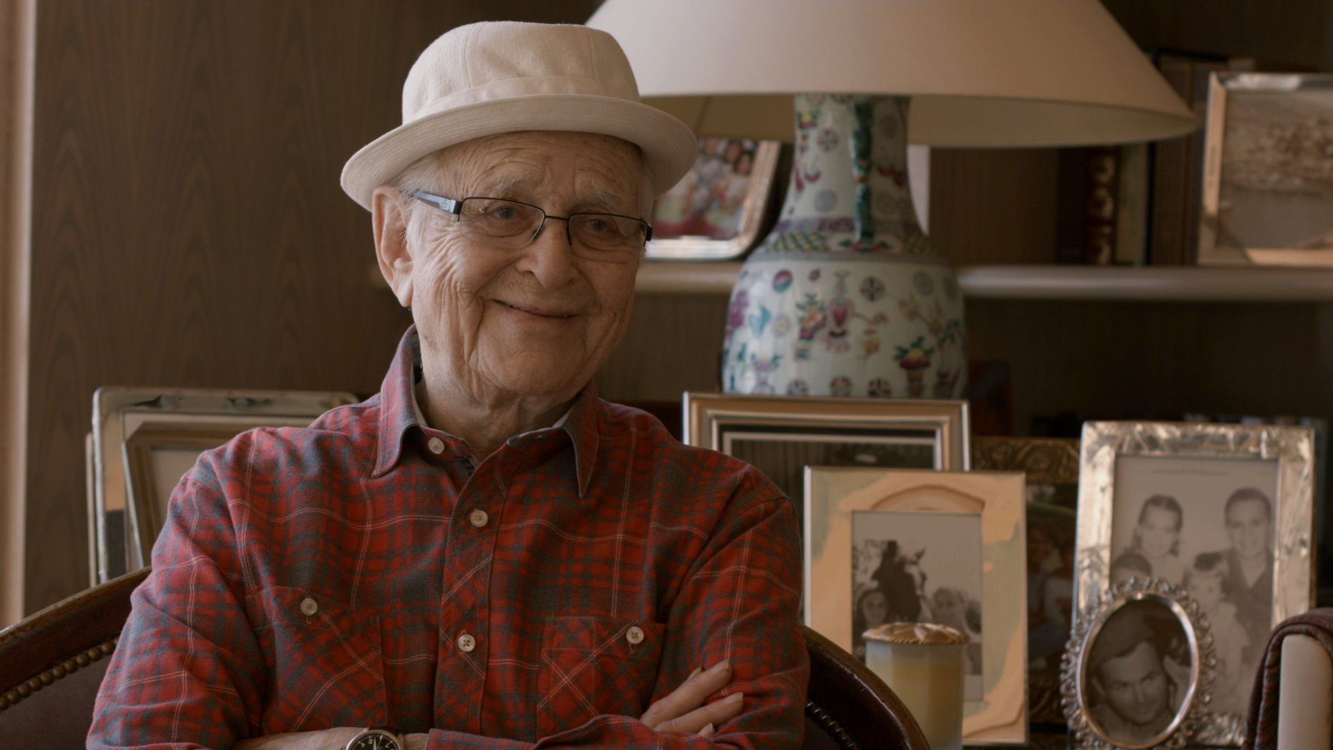 Norman Lear,   Creator of All in the Family, One Day at a Time, Good Times, The Jeffersons, Maude