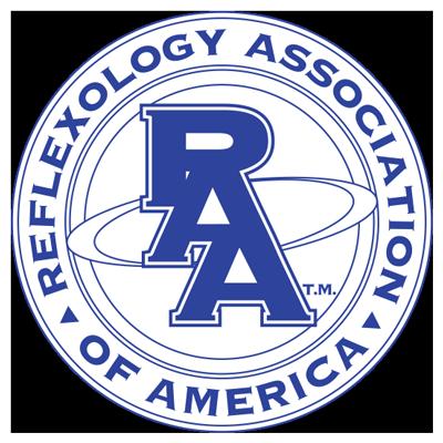 Reflexology Association of America Logo