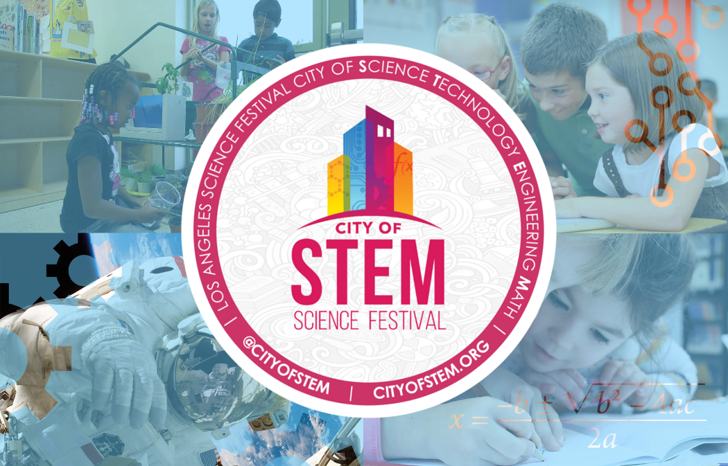 City of STEM Science festival Kick-Off Event at Columbia
