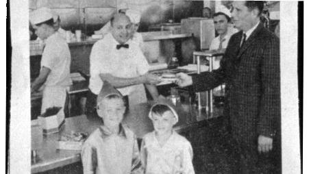 Truett Cathy, Inventor of the Original Chicken Sandwich