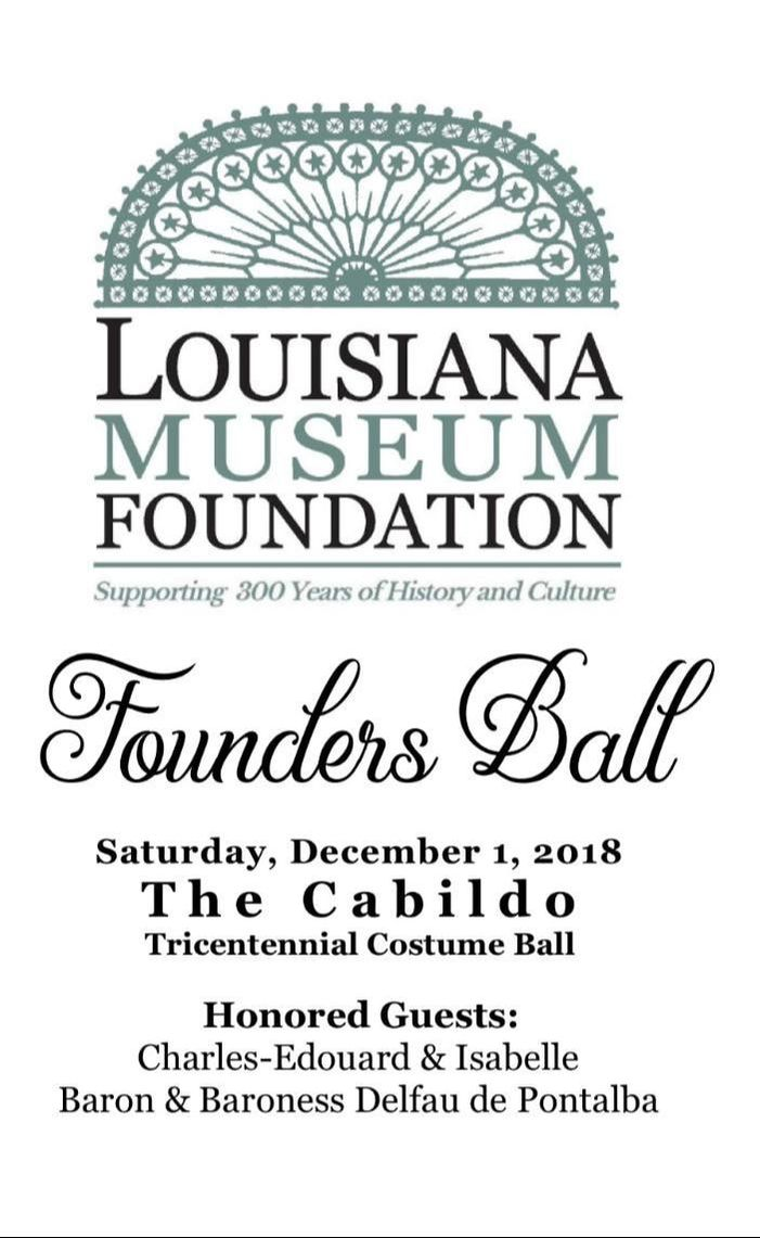 Founder's Ball