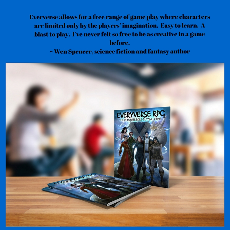 Everyverse RPG Review