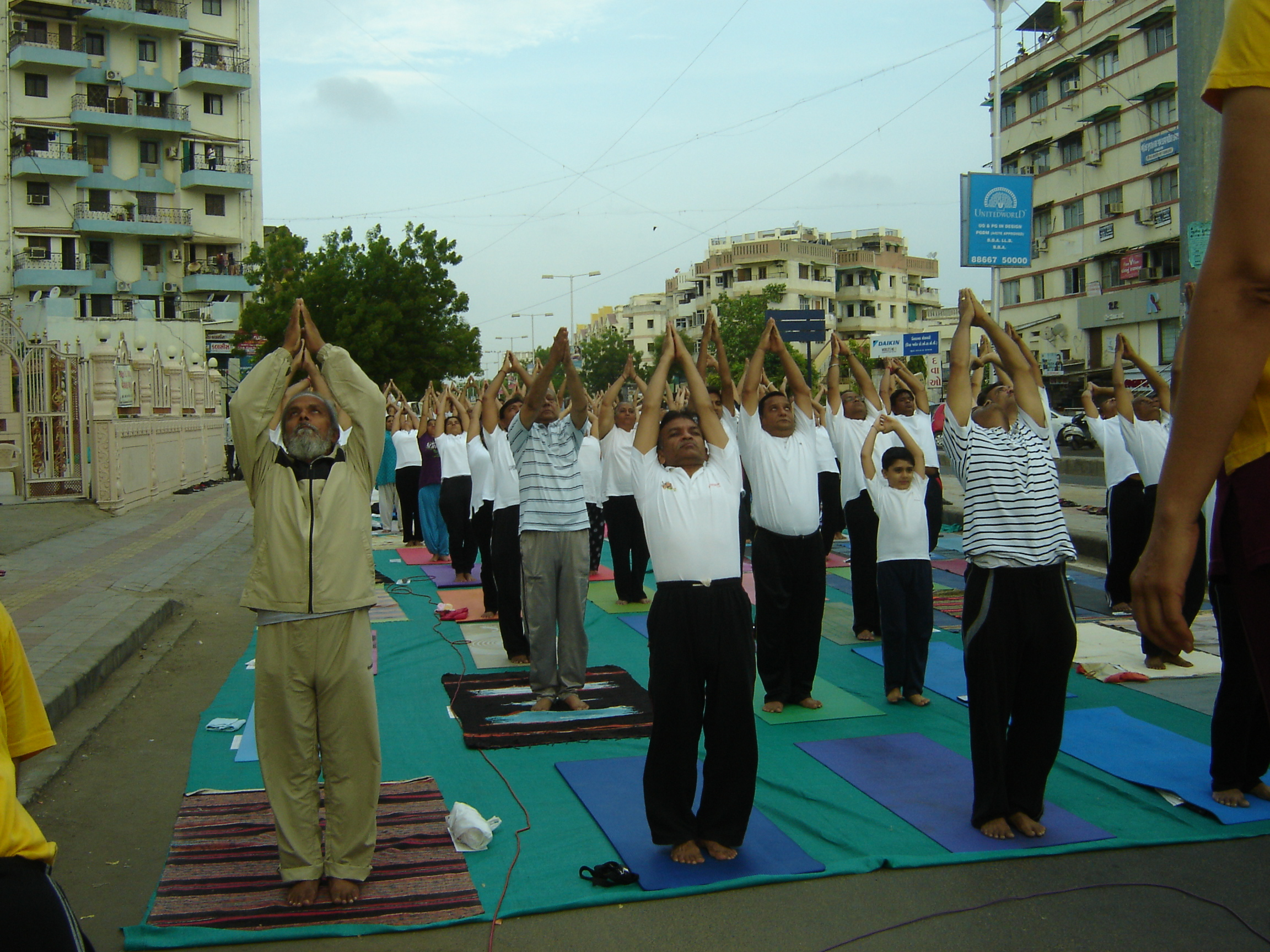Celebration of IDY 2015