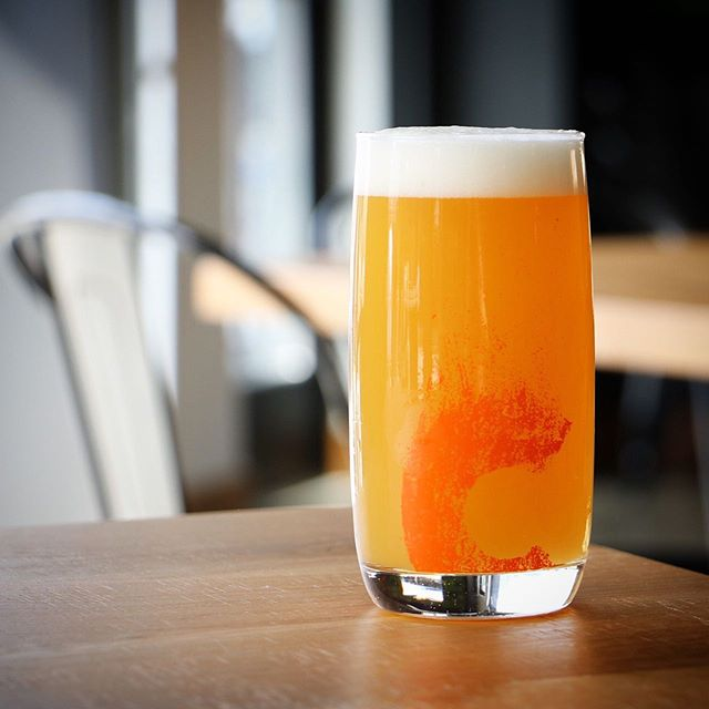 New Pale Ale on draft today at both locations - @cinderlandswarehouse and #3705 - Squish - Pale Ale - 5.0% Today we re-introduce a crispy little thing and invite you two to get well-acquainted. Squish is our house pale ale, a beer that we intend to have around all the time. We dialed this one to make sure you're up for a third or fourth before palate fatigue sets in. It's thoughtfully hopped with Citra, Simcoe, Amarillo, and Crystal to evoke mango, pineapple, tangerine, and pine. Equal parts crisp and round on the mouthfeel, finishing fairly dry. Low bitterness, soft and juicy. Just what we want in a pale ale we can put back any time of the year, and one we hope becomes a staple in your crusher stable. - Available now at @cinderlandswarehouse and at #3705 when we open at 4pm - see you soon! #cinderlandswarehouse #paleale