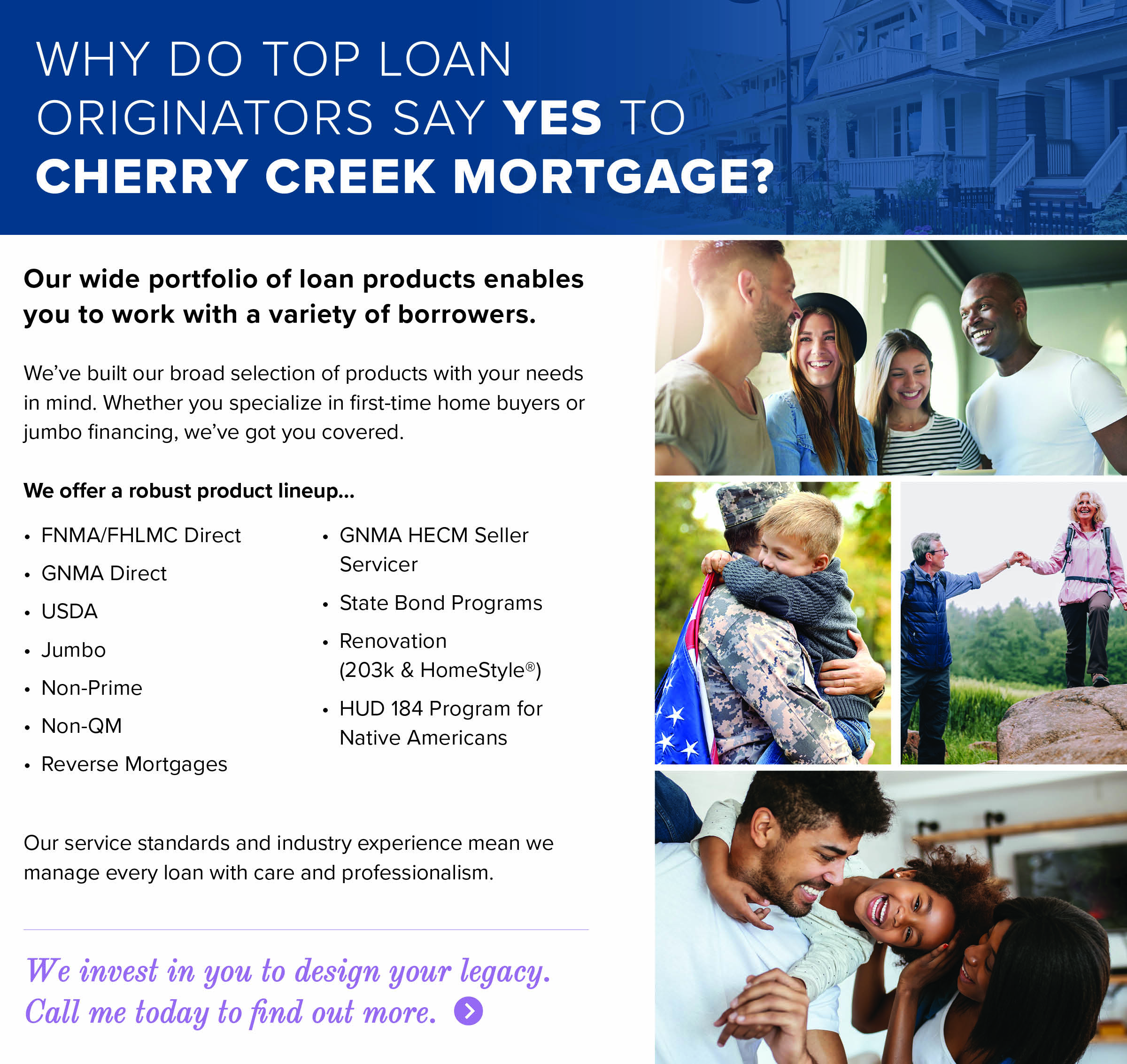 Recruiting - Yes to Cherry Creek Mortgage - OSI - Loan Products.jpg