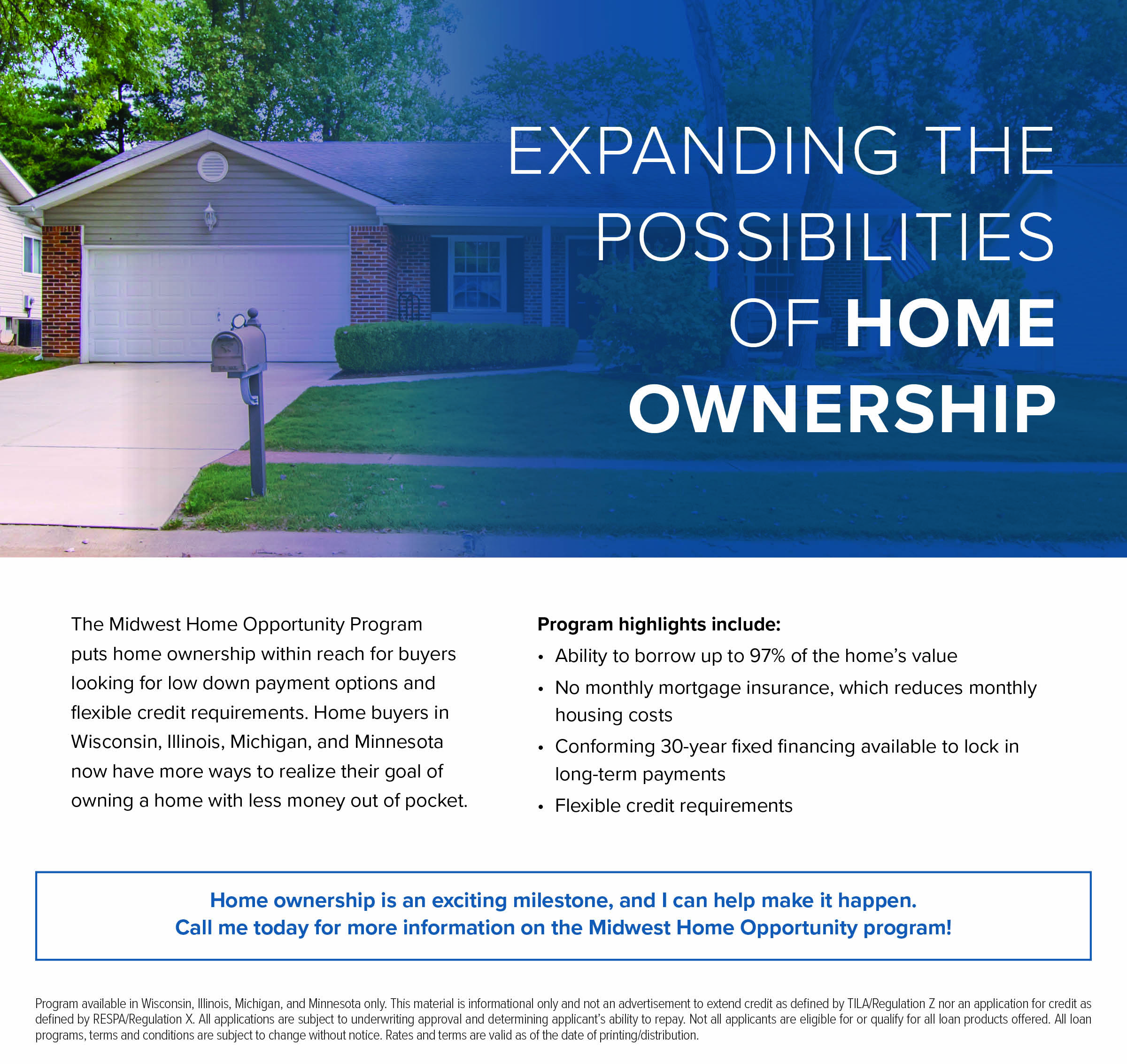 State Specifc - WI, IL, MI, MN - Associated Bank CARE Program - Midwest Home Opportunity.jpg
