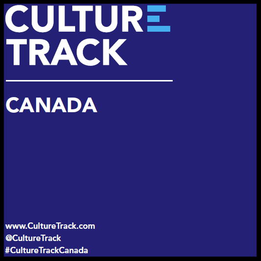 Culture Track 2018 Survey     READ:  Culture Track is a national survey of cultural consumers' attitudes, motivators, and barriers to participation. 2018 marks the first year for the Canadian study, setting an important baseline for the future.   Website