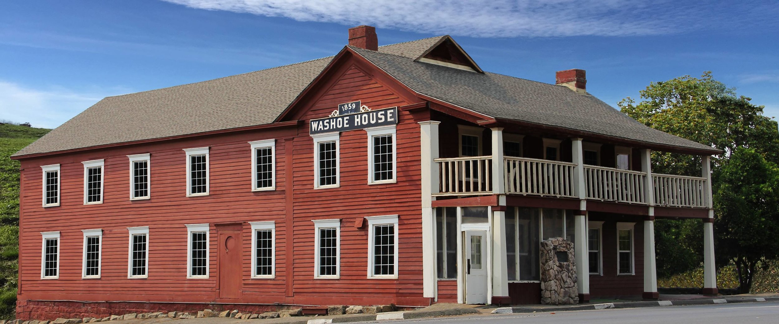 Washoehouse