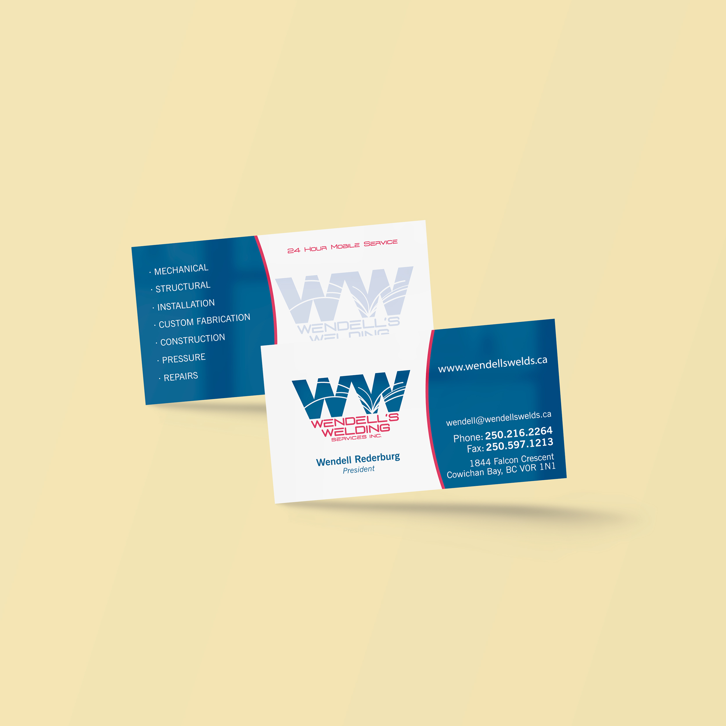 Print Design / Business Cards