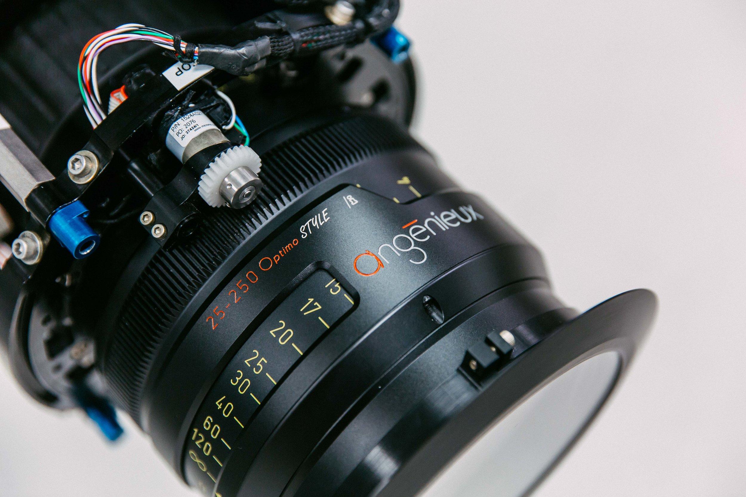 Angenieux 25-250mm Lens -