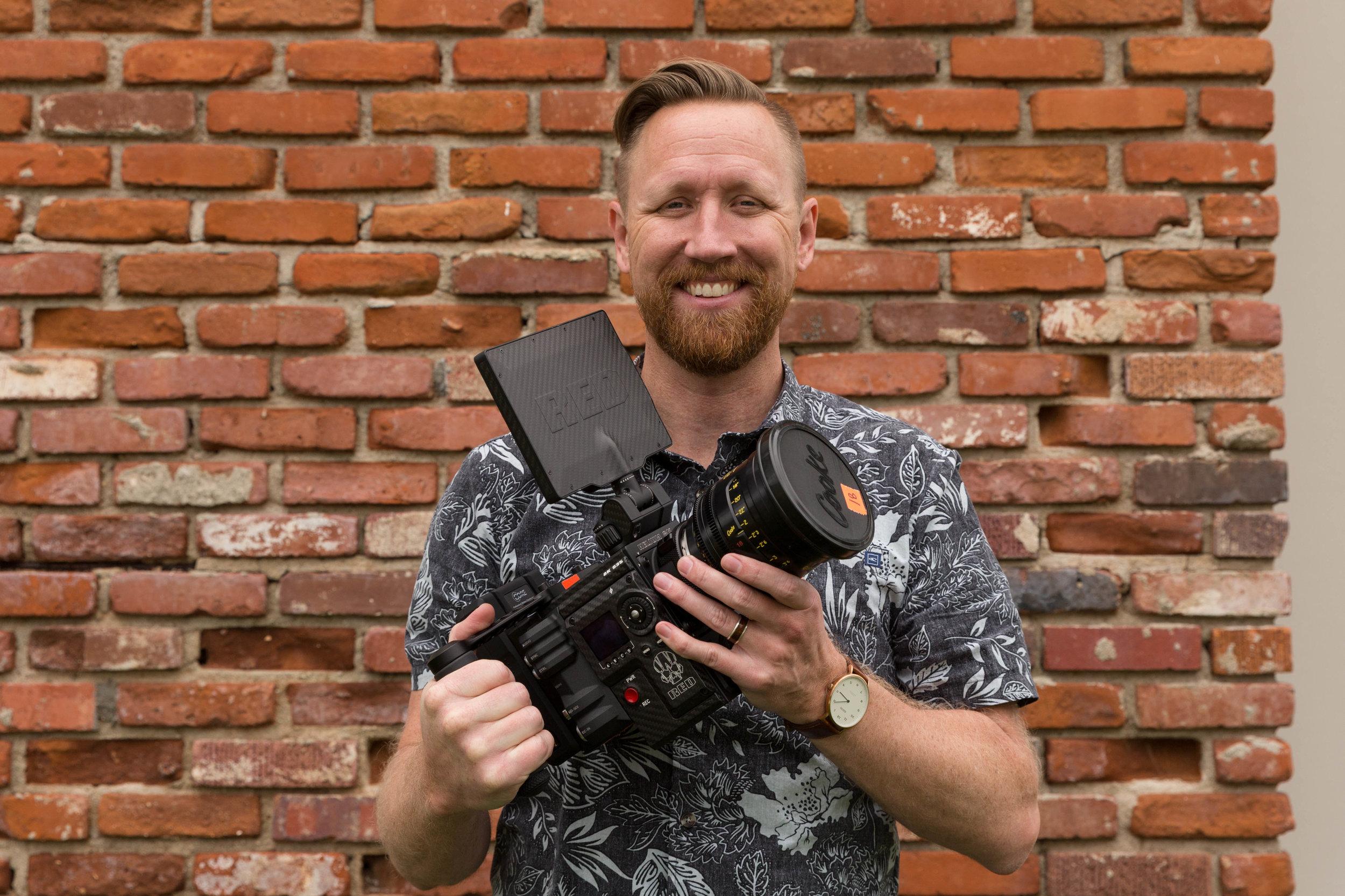 Director + Camera Operator | Cory Hill