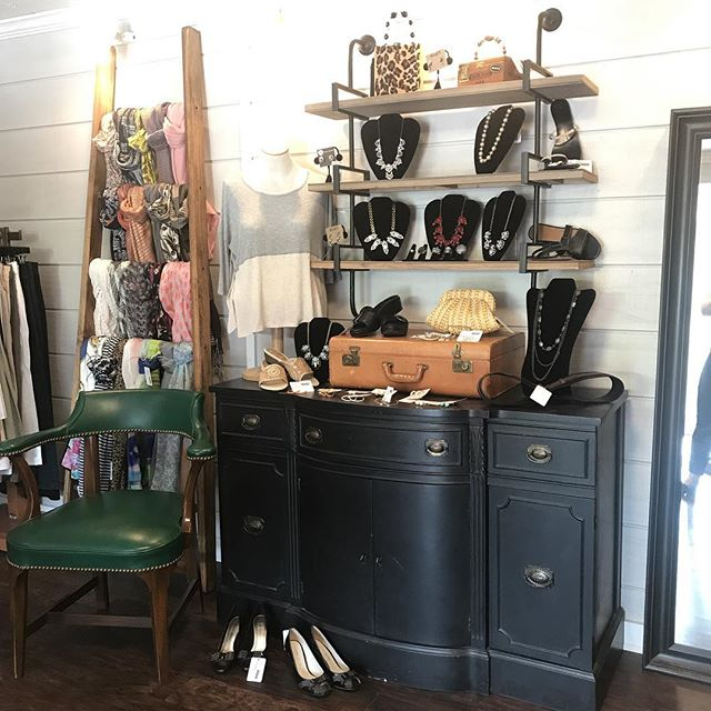 Need some accessories? We've got you covered. . . . . . . #tagtheqc #revolutiondavenport #shopsmall #shoplocal #consignment #consignmentboutique