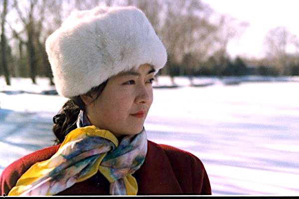 「多少年尋尋覓覓的東西,原來全都在這裡!」曾錚1990攝於北京頤和園