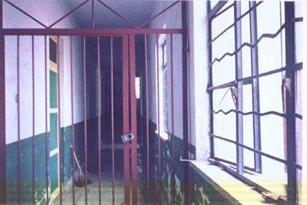 山東省濟寧市二號煤井私設監獄關押法輪大法弟子(明慧網圖片)