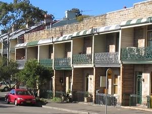 悉尼的terrace