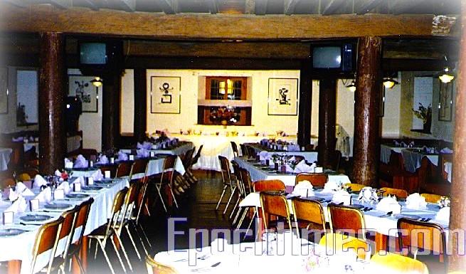 Goulburn啤酒廠中的餐廳,朋友聚會時可租用來一用。