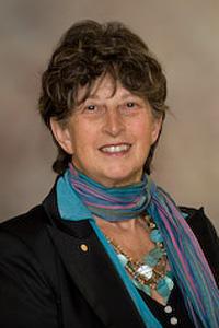Kingston市政廳的市政議員威斯特女士(Rosemary West)。(網路圖片)