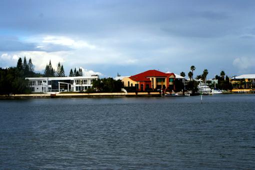 有水景的房子永遠是最值錢的。