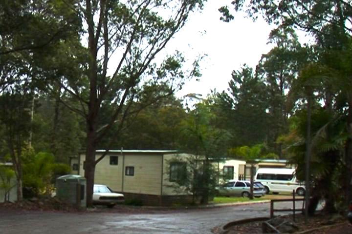 渡假營地裡很大,有一百多套房子