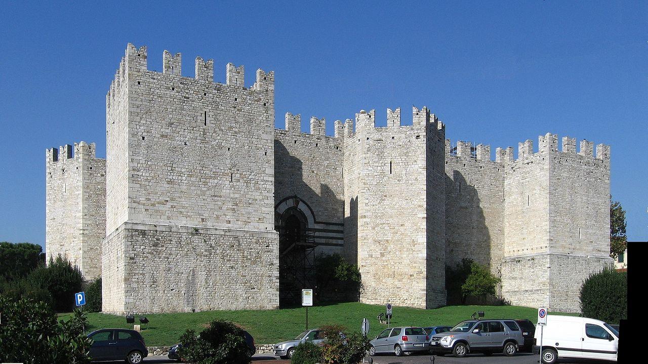普拉托(Prato)的國王城堡(Il Castello dell'Imperatore di Prato)