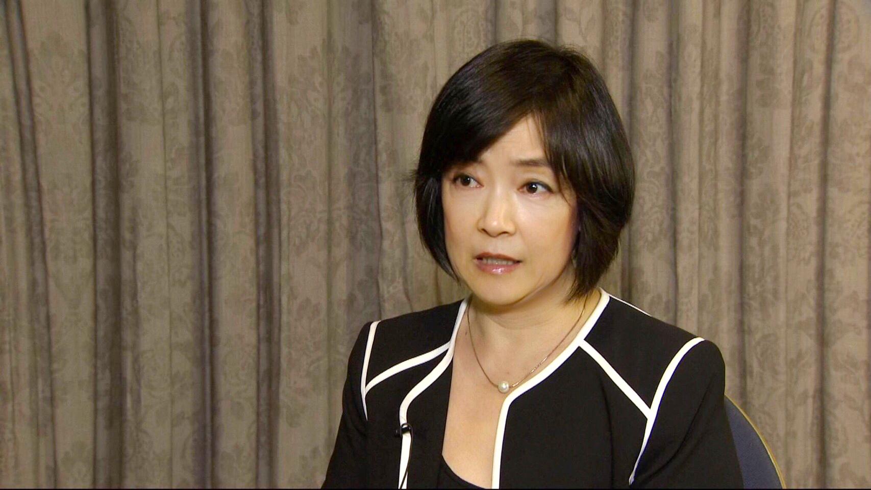 Jennifer Zeng was arrested for following Falun Gong