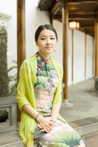 Ariel Tian, Photo by  Benny Zhang Studio