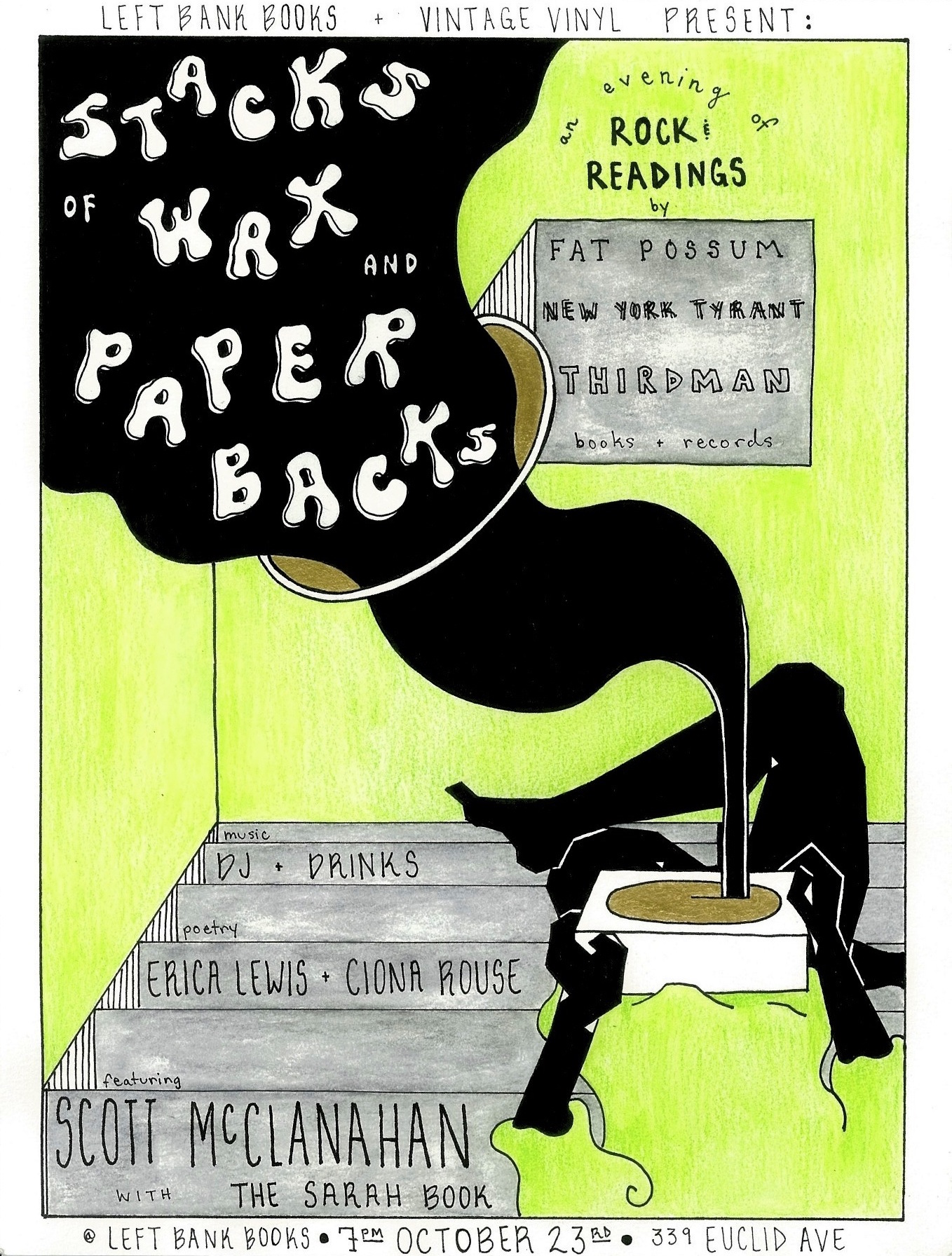Wax and Paperbacks 2