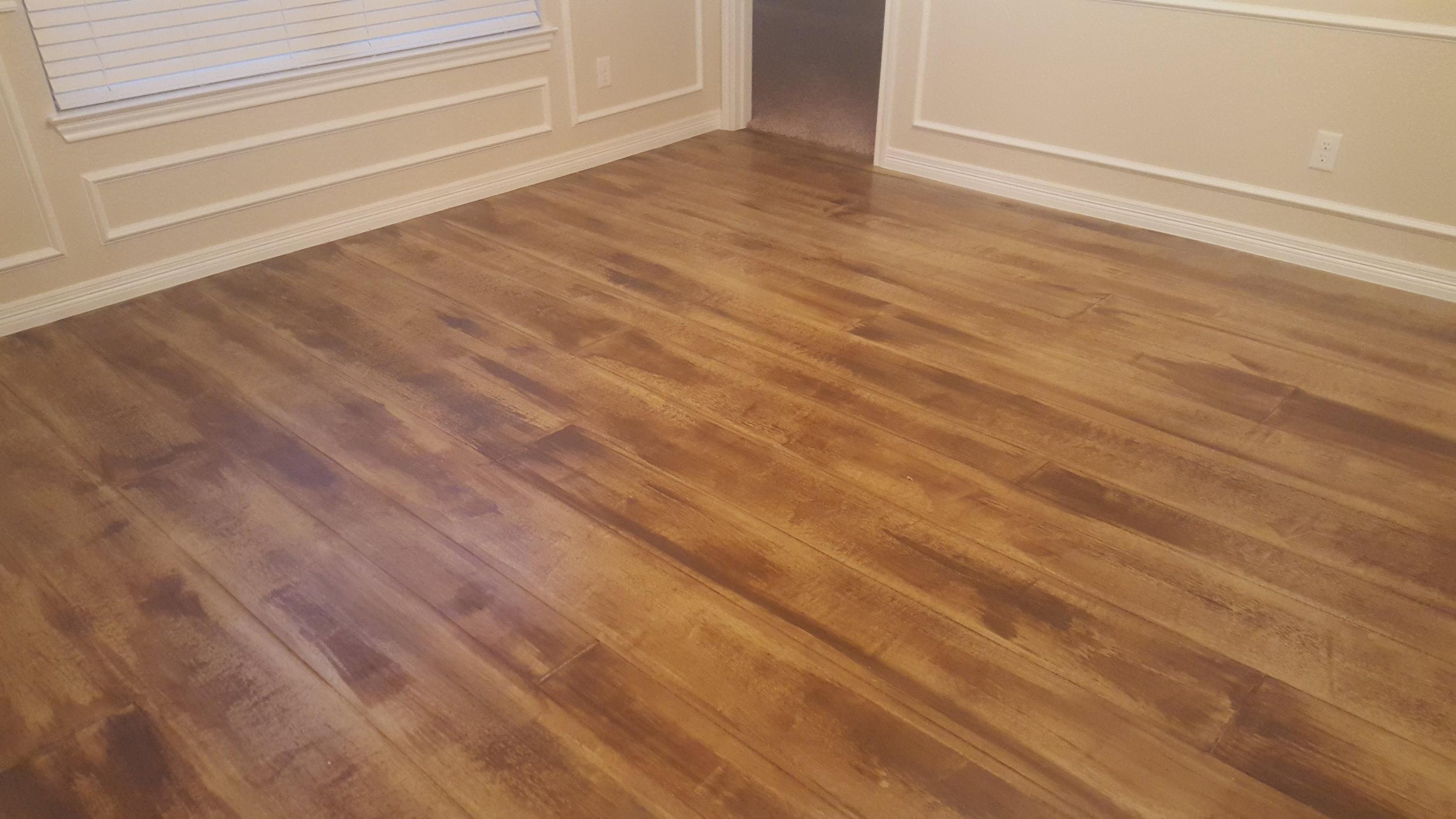 Concrete Flooring Texas