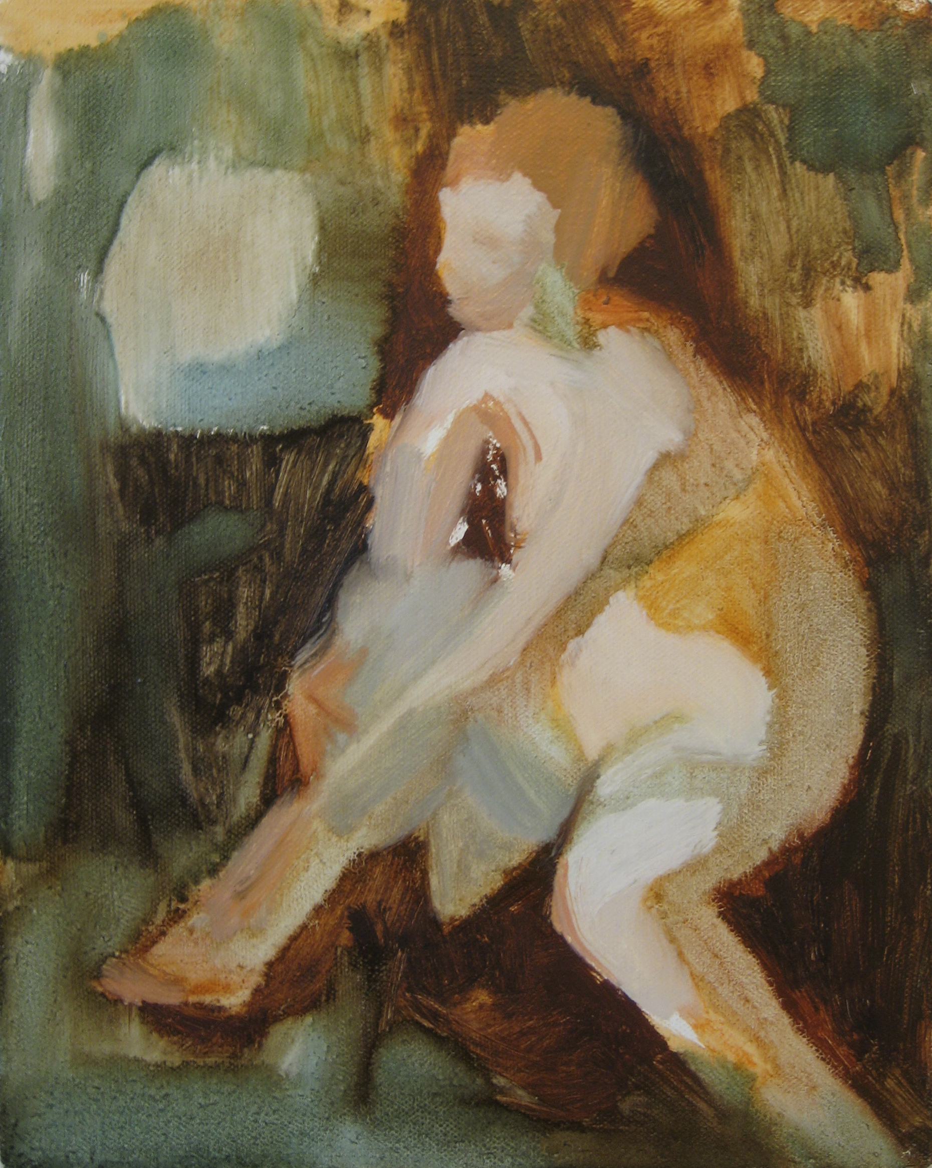 Susanna (after Tintoretto)