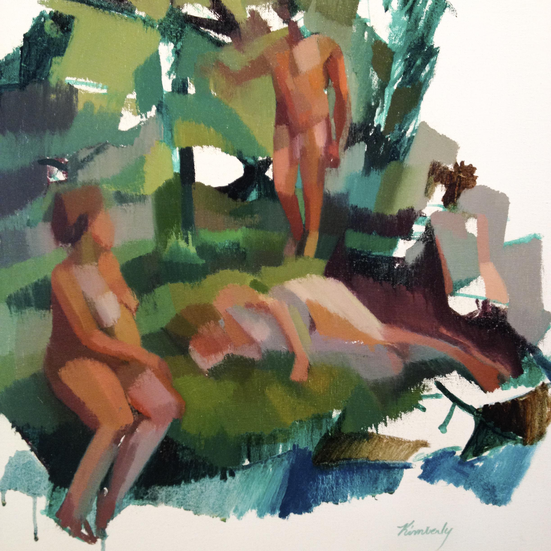 Arcadia Trio, Detail