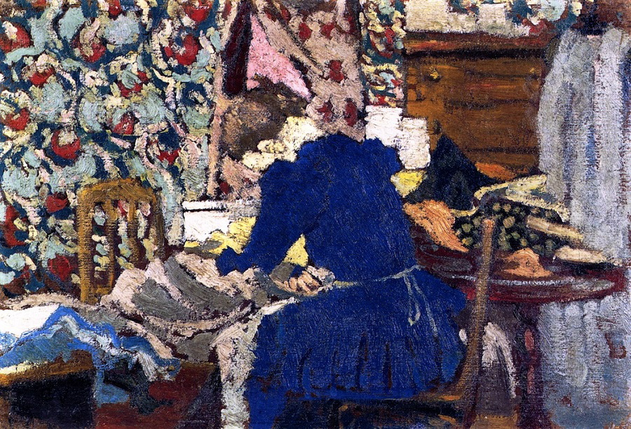douard20Vuillard20French20artist201868-194020Interior20also20known20as20Marie20Leaning20over20Her20Work20201892-1893.jpg
