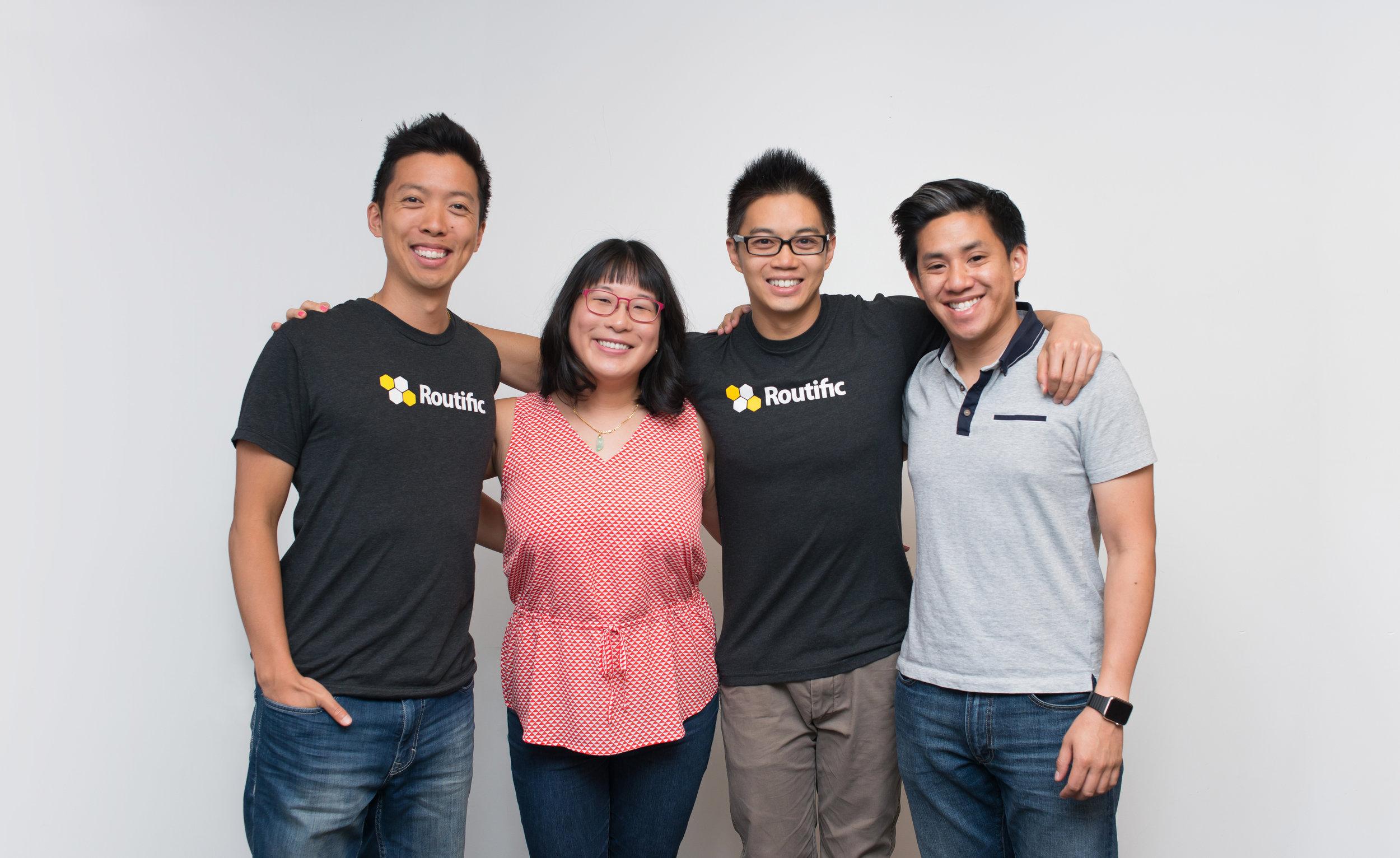Routific-cofounders