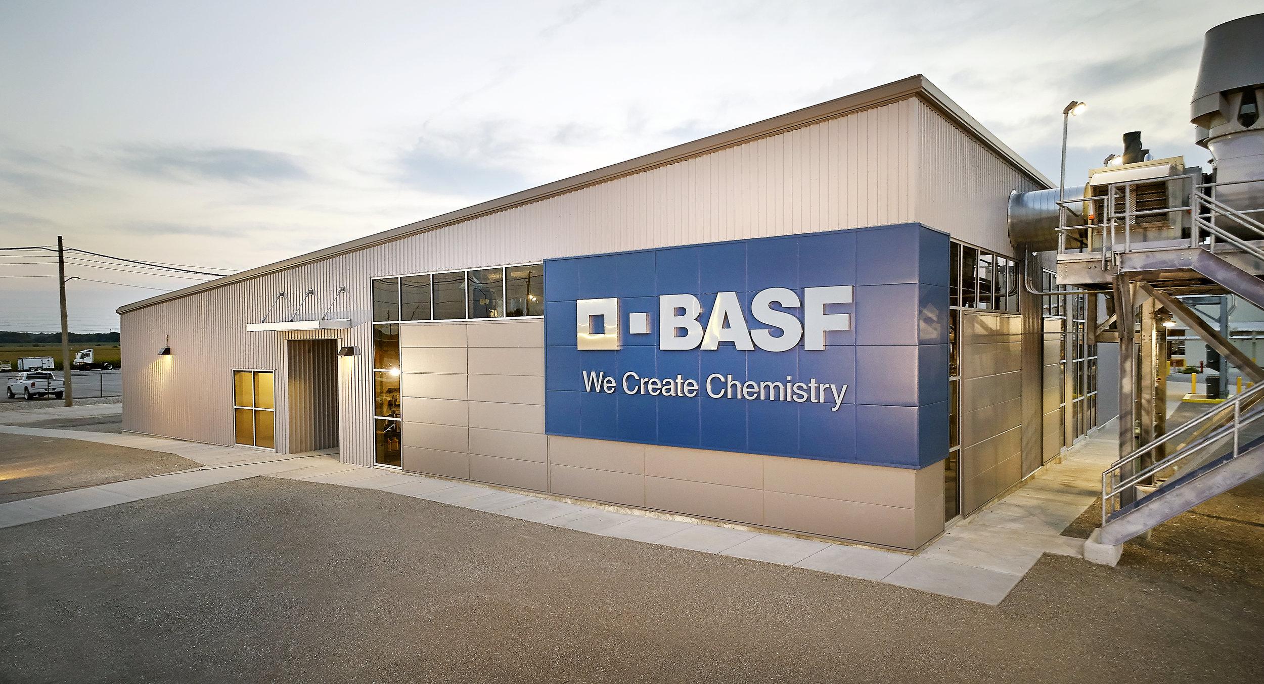 BASF Hannibal Agriculture Lab