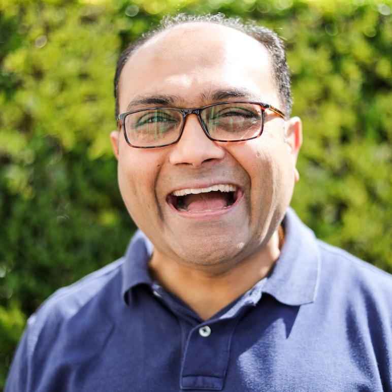 Amrish, 47, IT Consultant