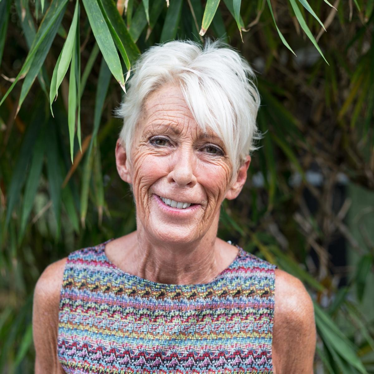 Jan, 63, Mom
