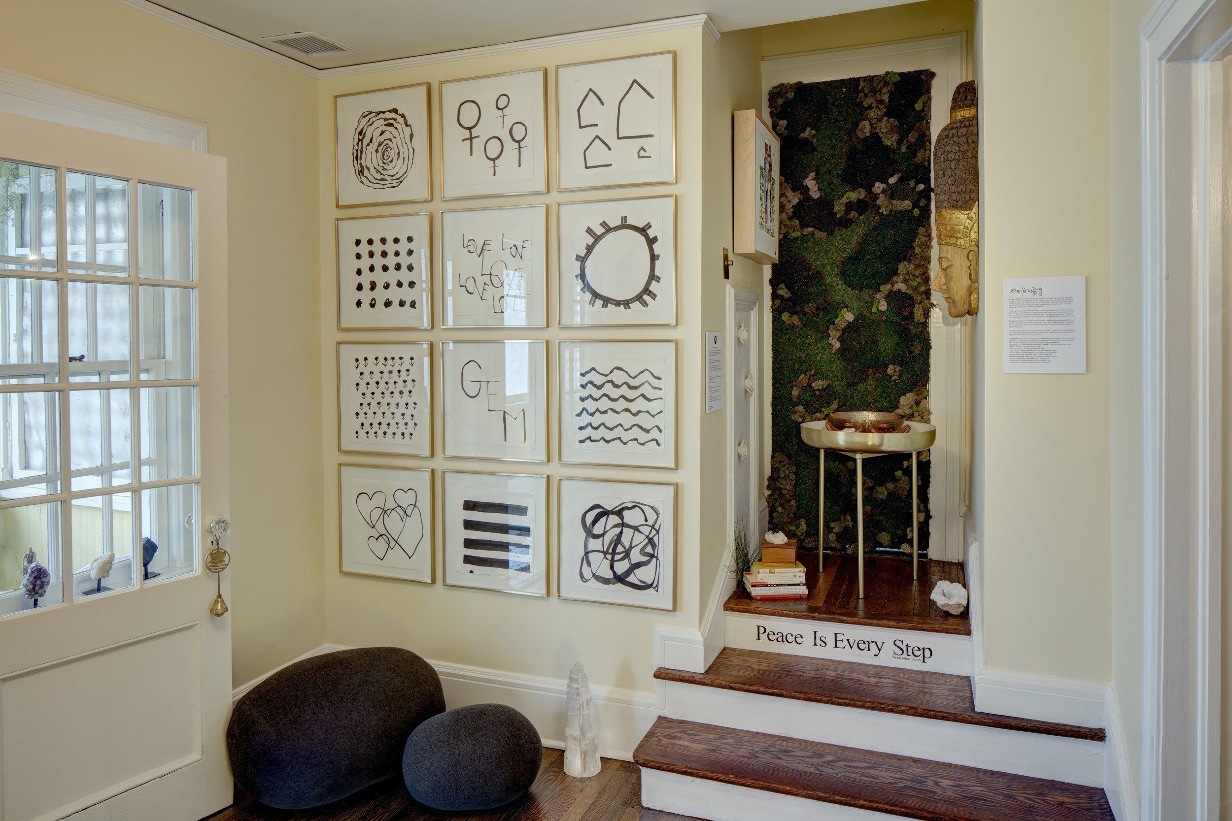 Marina V Design Studio Showhouse meditation space img3.jpg