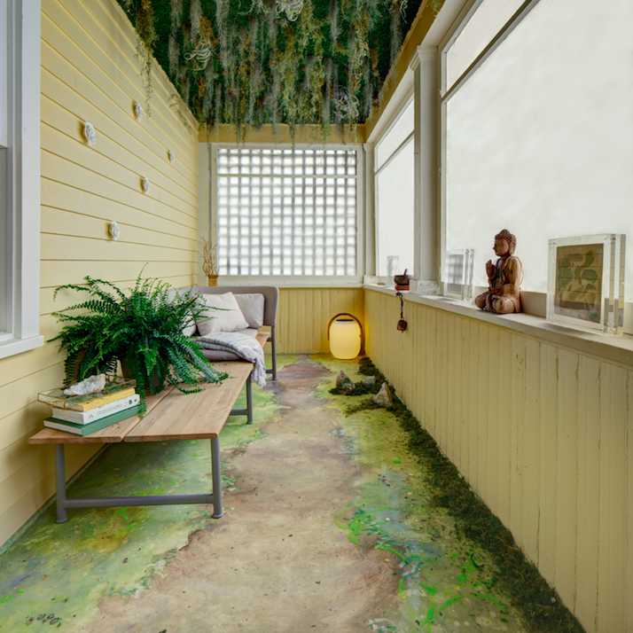 Marina V Design Studio Showhouse meditation space img_1.png