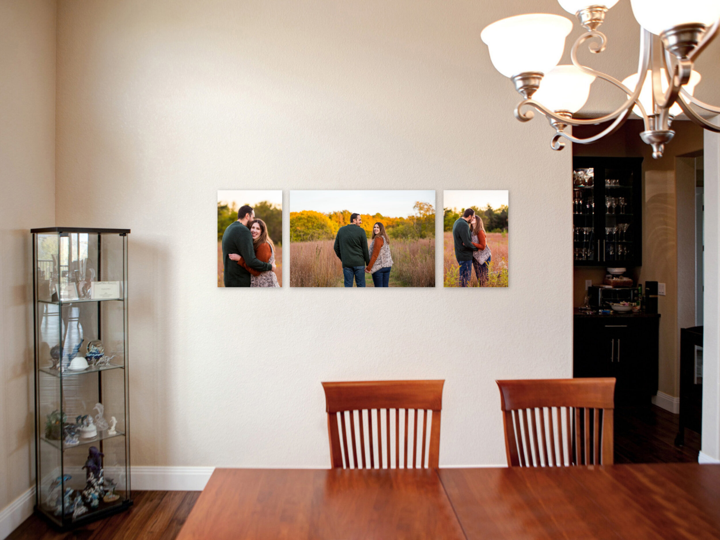 Wall Art Installation Blog Tania Watt Photography Lansing Michigan Wedding Portrait Photographer Tania Watt Photography