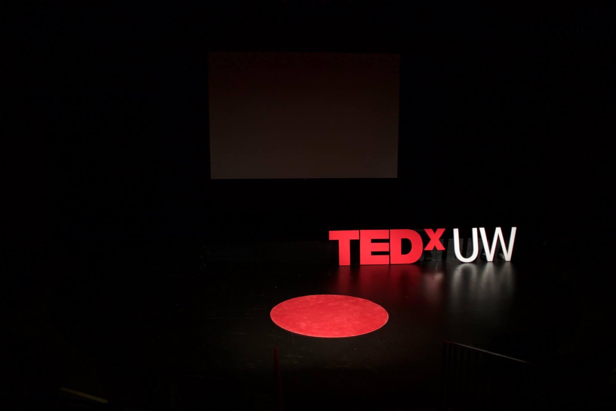 TEDxUW Stage, 2016