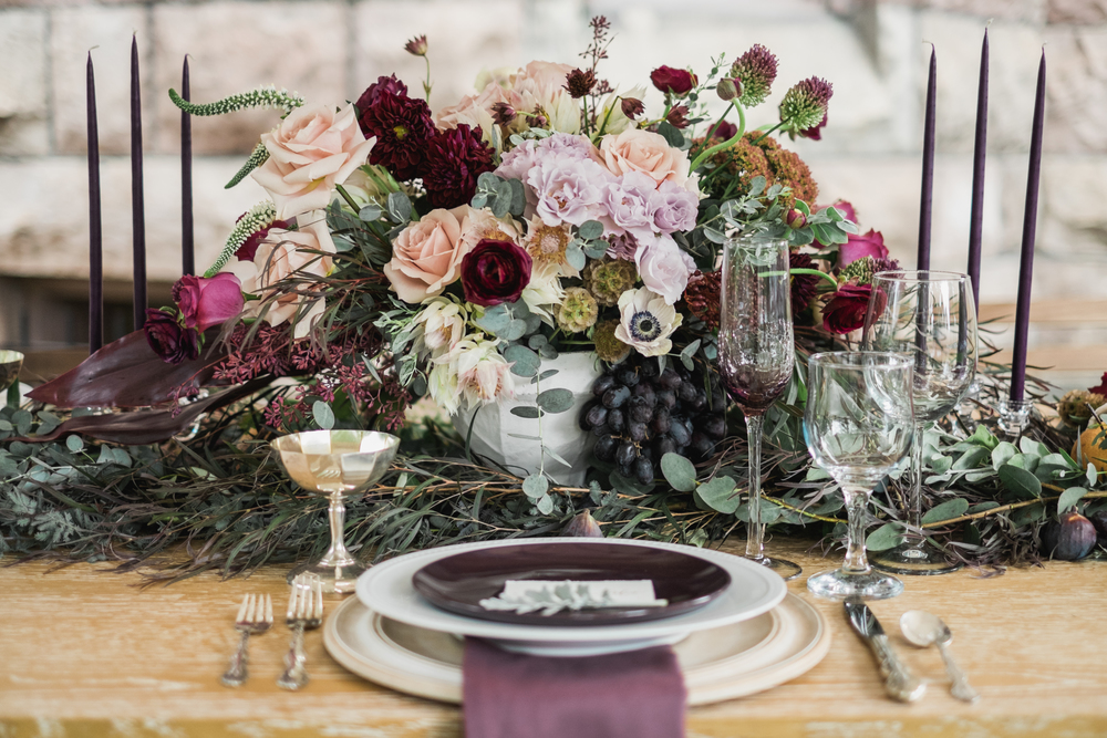 HARVEST STYLED SHOOT