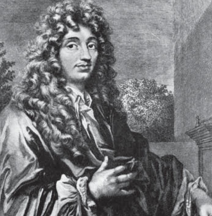 Christiaan Huygens (1629-1695) stammt aus dem holländischen Adel. Mit seinen Pendeluhren und der Erfindung der Unruh begründet er die Chronometrie, von seinen wichtigen Beiträgen zur Mathematik, Optik und Physik ganz zu schweigen.