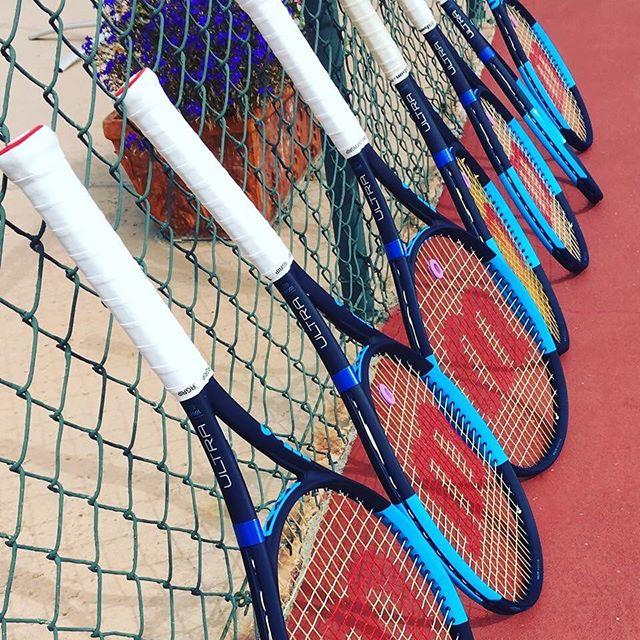 På vår partner  Wilsons hemsida  kan du läsa mer om racketnyheter och utrustning i världsklass!