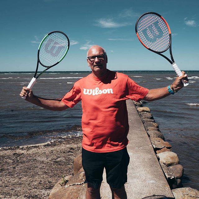 Tack alla samarbetspartners och tränare som hjälper till att skapa dessa proffsiga tenniscamps. Vilken succé sommarens läger har blivit. Om 2 veckor släpper vi datum till nästa års läger. Håll utkik på tenniscamp.se👍👏#wilsontennisswe