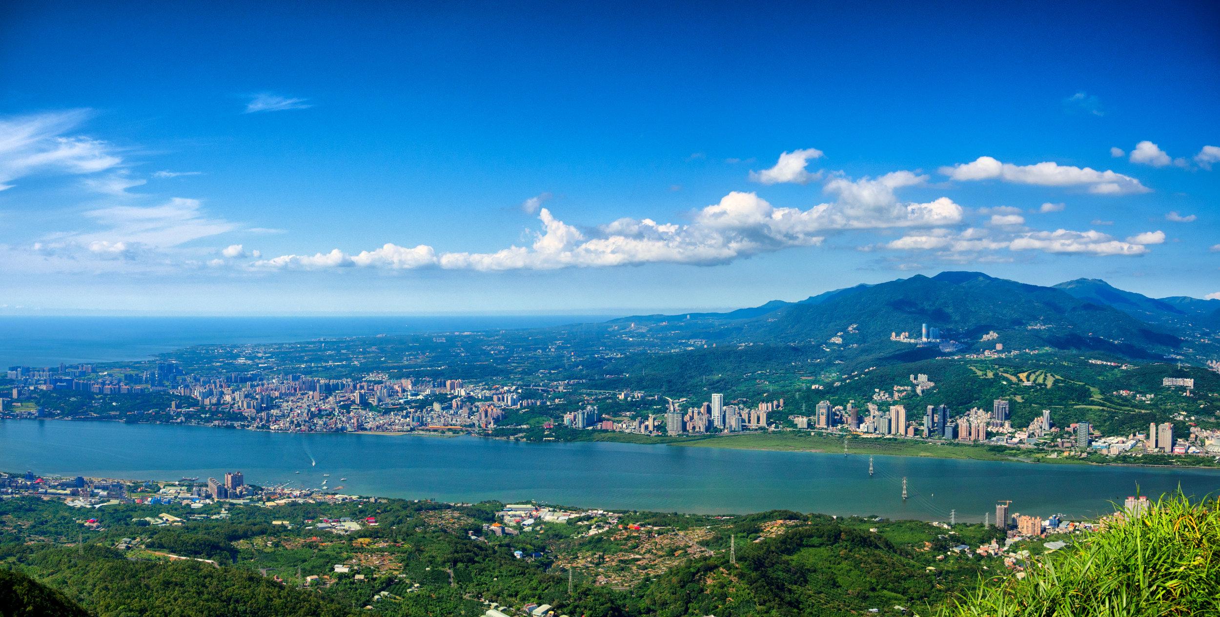 Mt. Yinghan - Hiking Guide