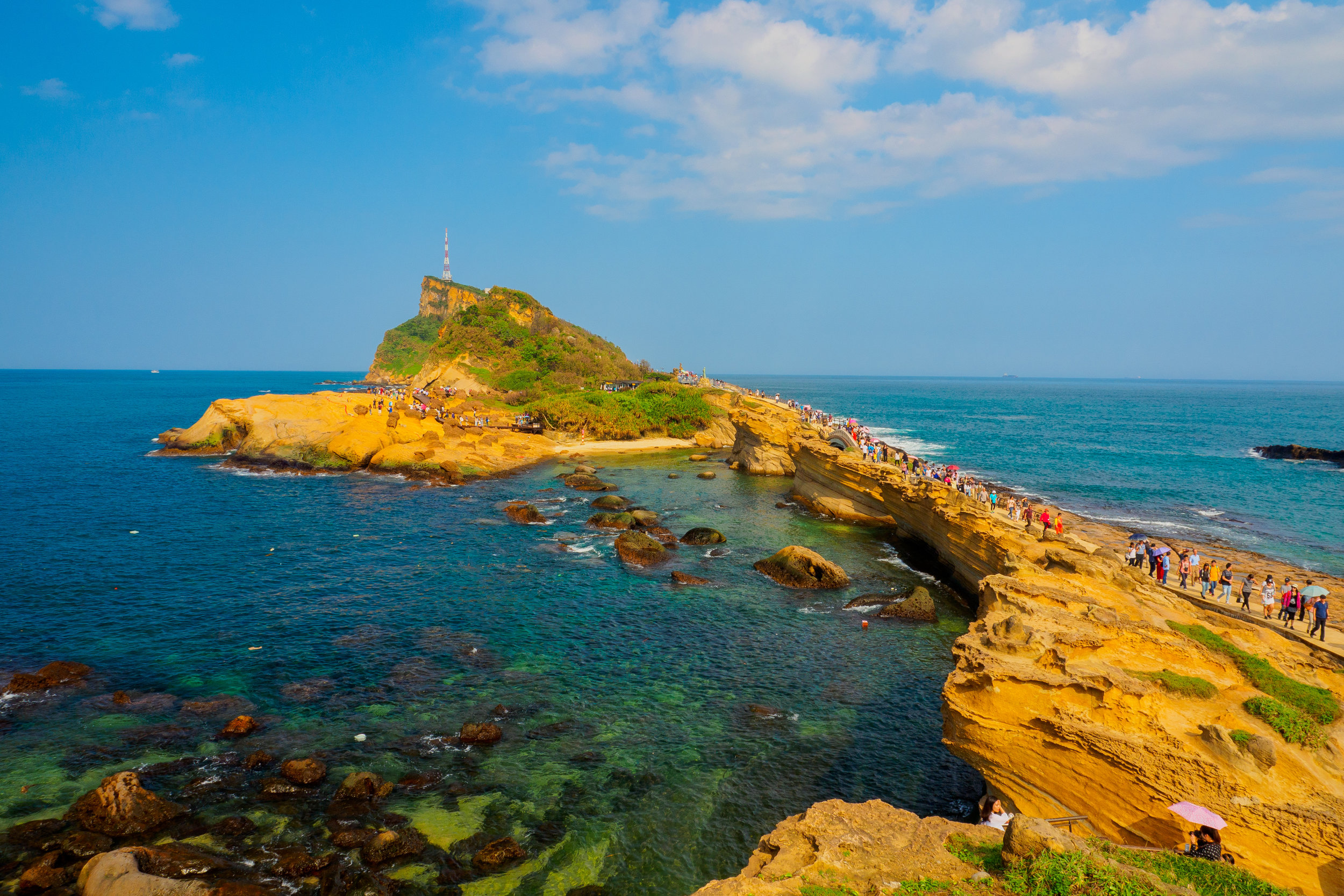 Yeuliu GeoPark - Hiking Guide