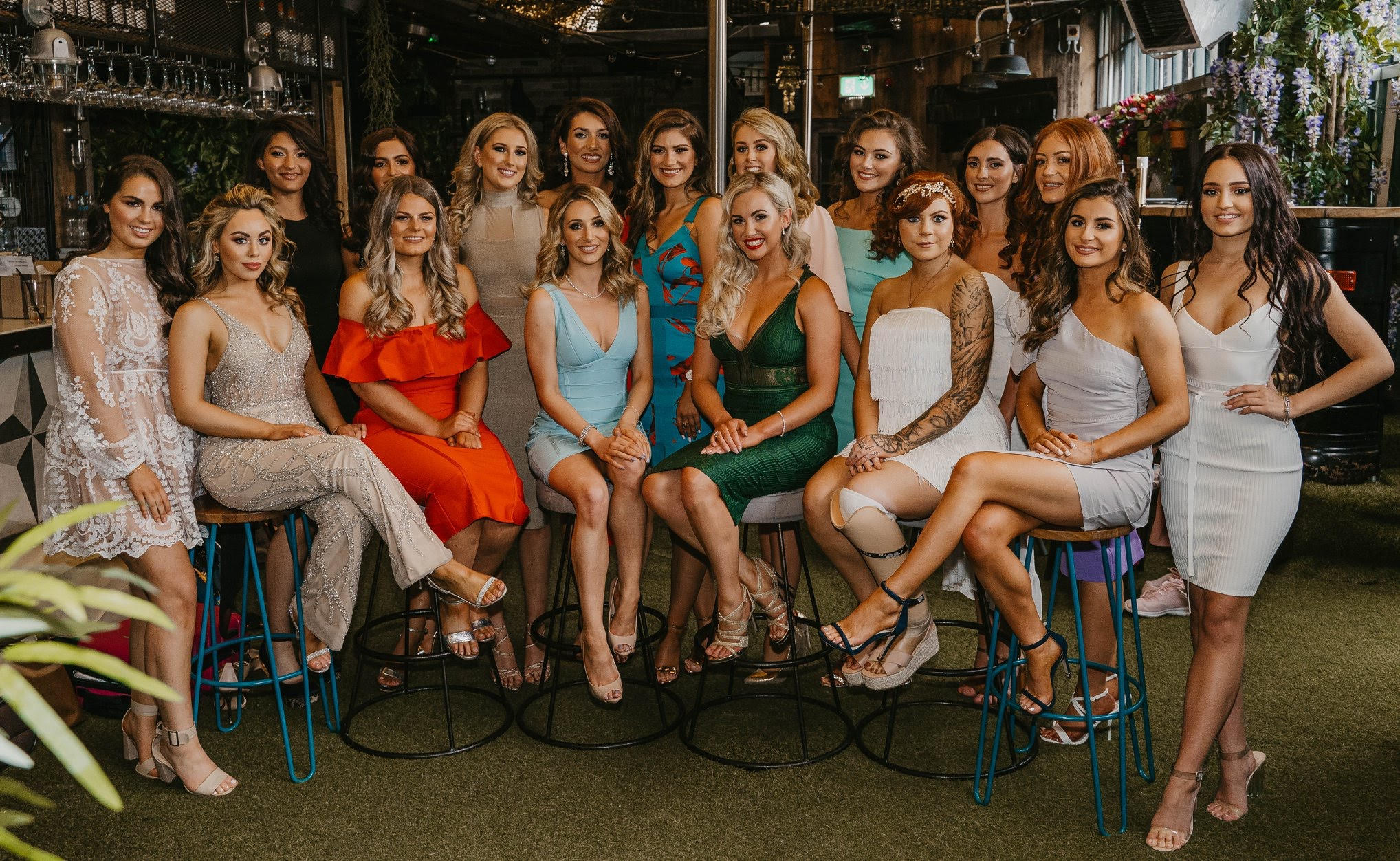 The amazing contestants of Miss Limerick & Miss Clare 2019