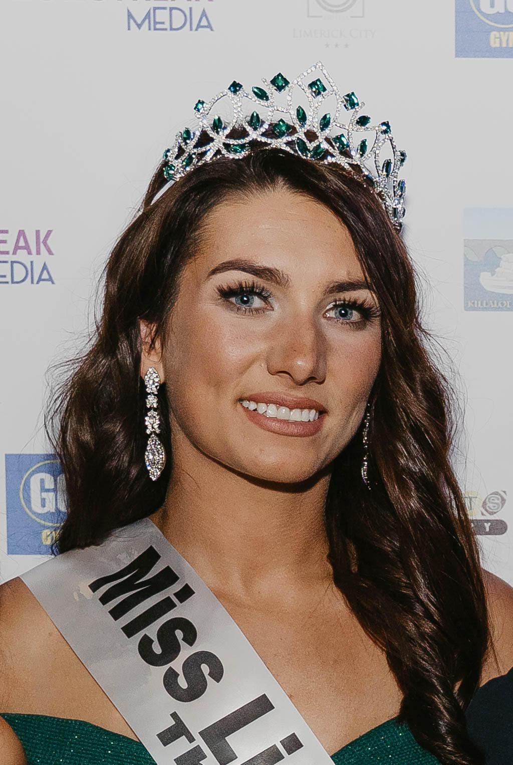 Miss Limerick 2019 Ciara O'Halloran