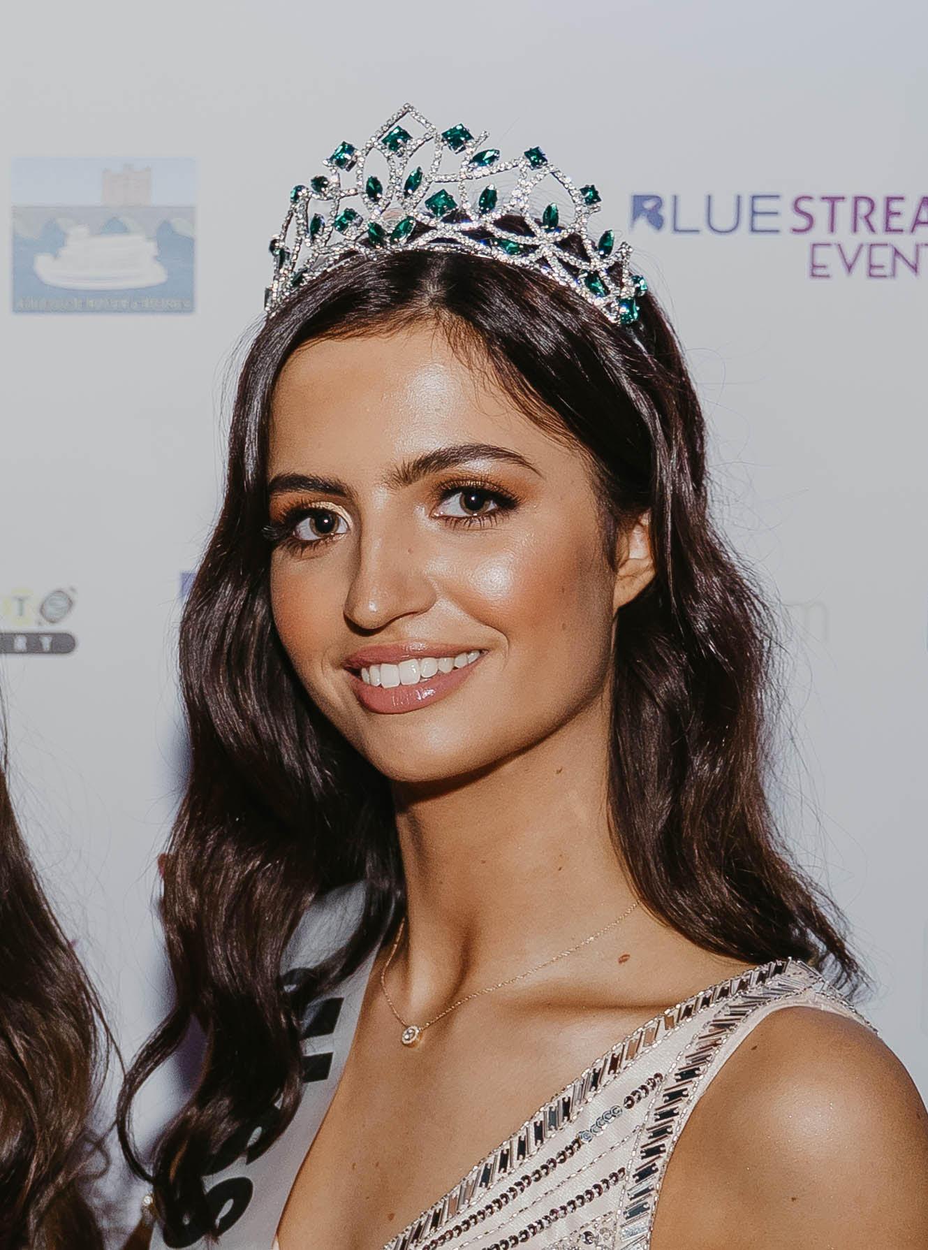 Miss 101 Limerick Christina Alcazar Deverell