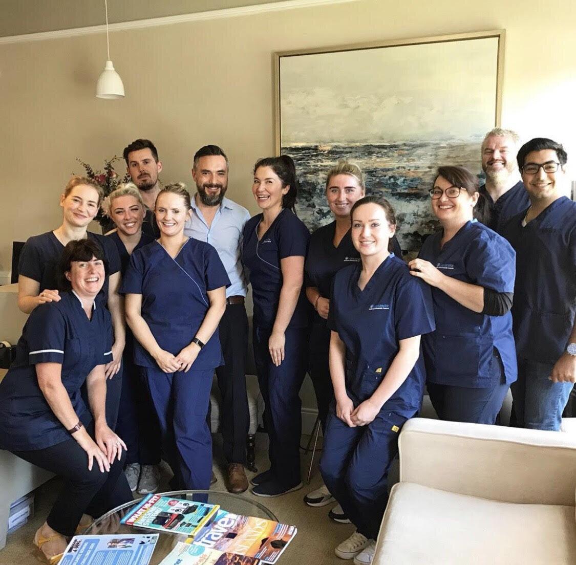 The Alexandra Dental team